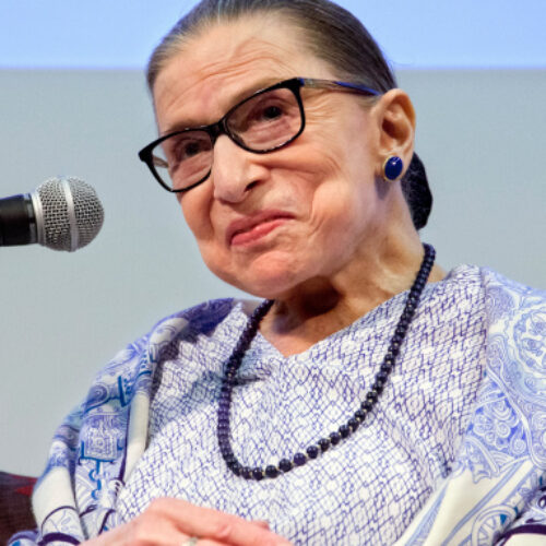 US Supreme Court Justice Ruth Bader Ginsburg Dies at 87