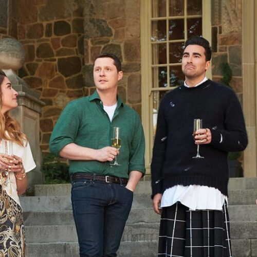 Schitt's Creek Might Return With A Movie Sequel