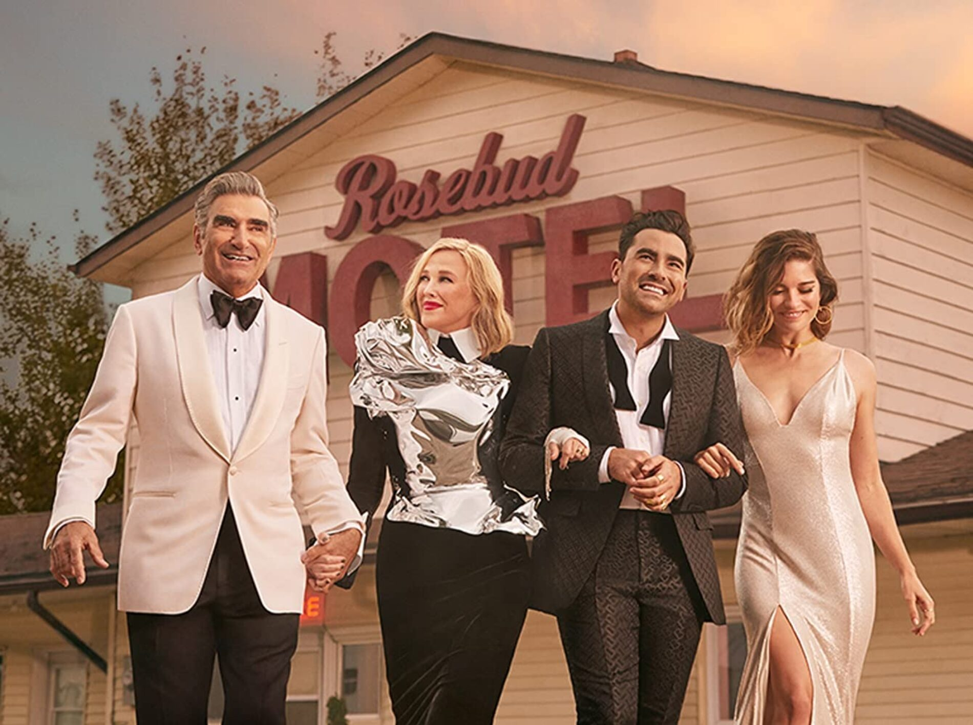 Schitt's Creek Wins Top Comedy Categories, Making Emmy Awards History