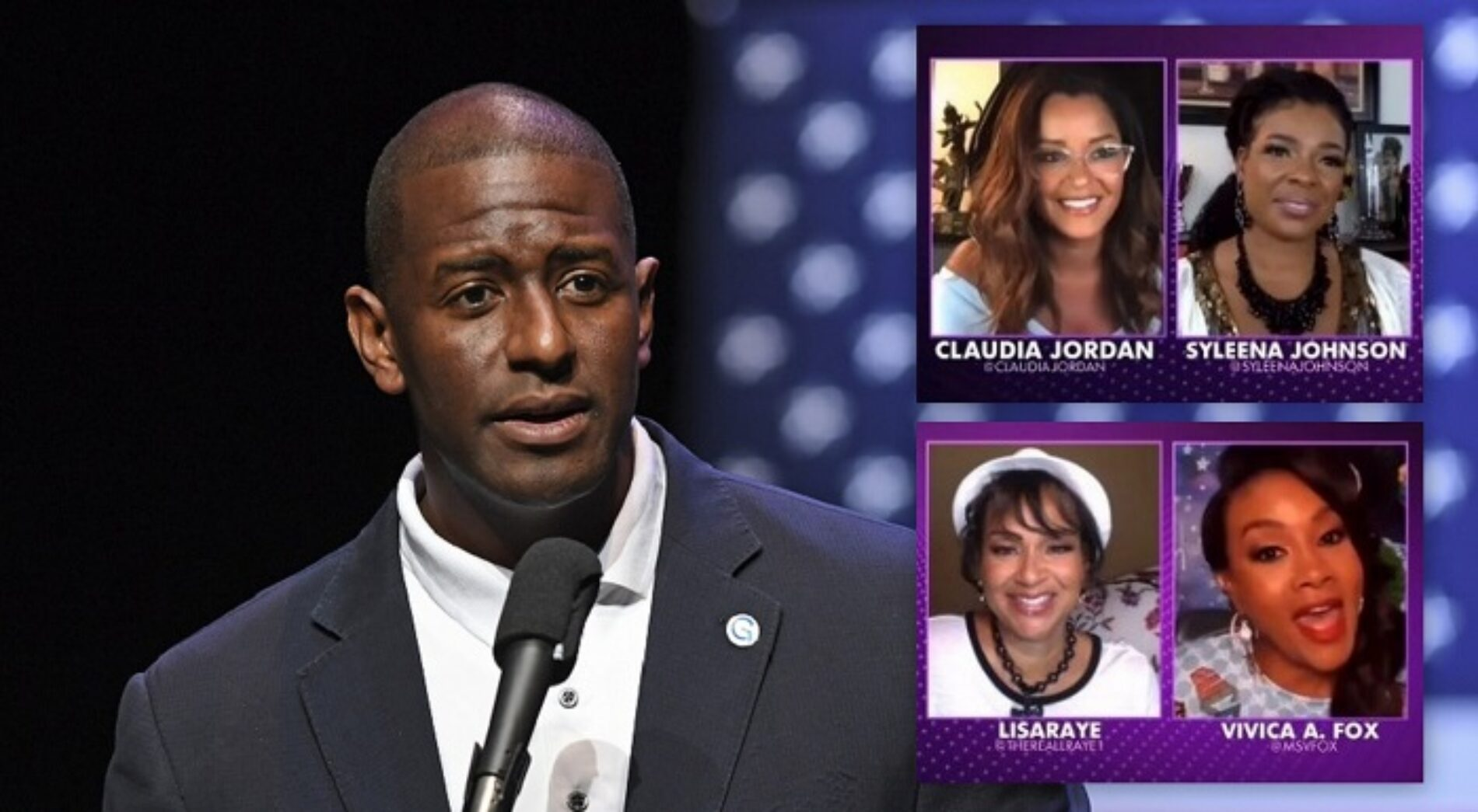 """""""Maybe He Just Wanted To Be Free For Himself."""" Andrew Gillum's Coming Out As Bisexual Drives Some Conversation"""