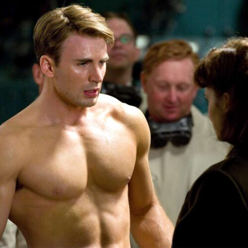 Chris Evans Accidentally Leaks His Nudes And Fans Are Marveled