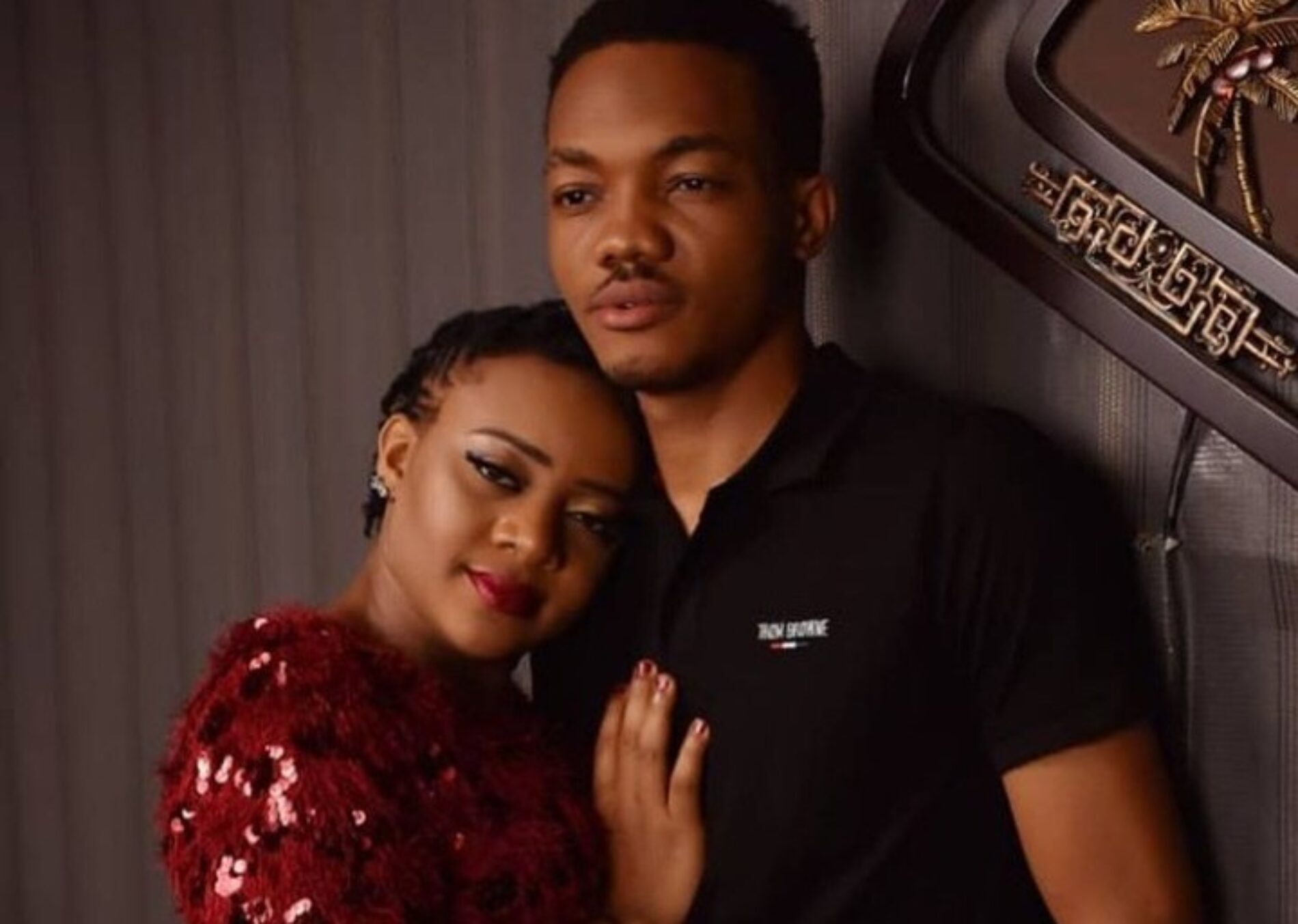 Months After Defending Him Against Gay Rumours, Ultimate Love's Cherry Osigwe Is Now Implying That She's Broken Up With Michael Ngene