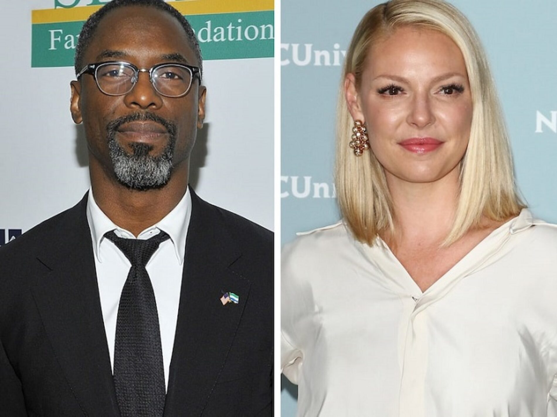 Isaiah Washington reignites feud with former 'Grey's Anatomy' co-star Katherine Heigl over his use of homophobic slur 13 years ago
