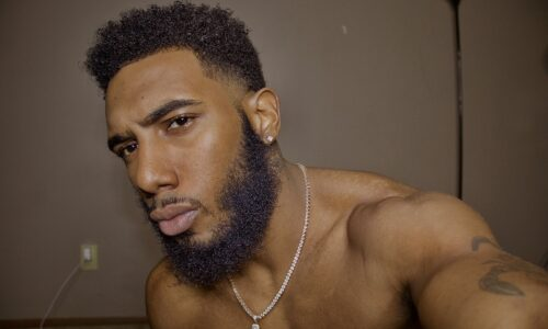 OnlyFans Content Creator, Drevon Odoms, protests the attention of his homosexual followers and insists he's not gay