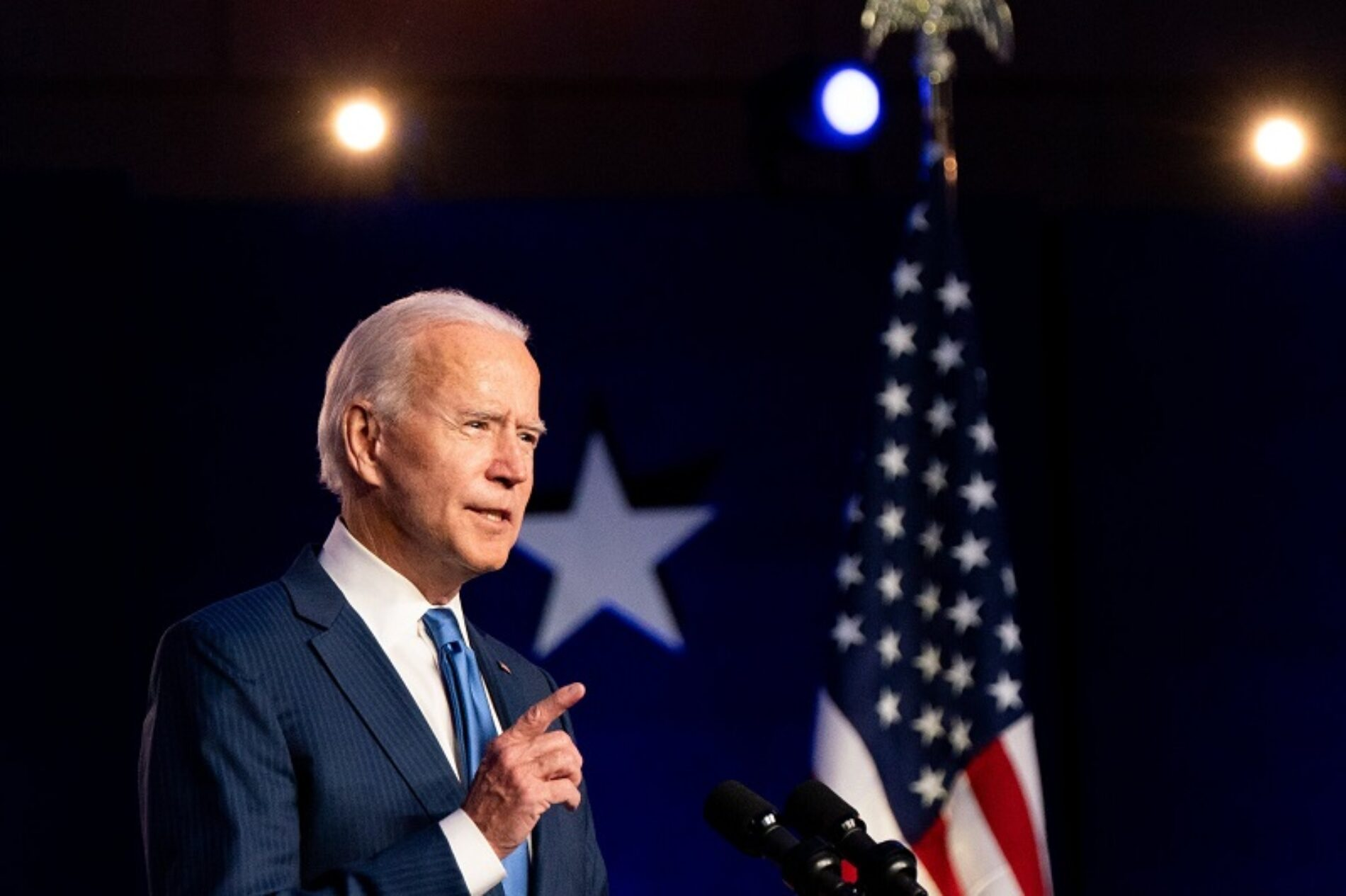 Joe Biden to Become the 46th President of the United States of America