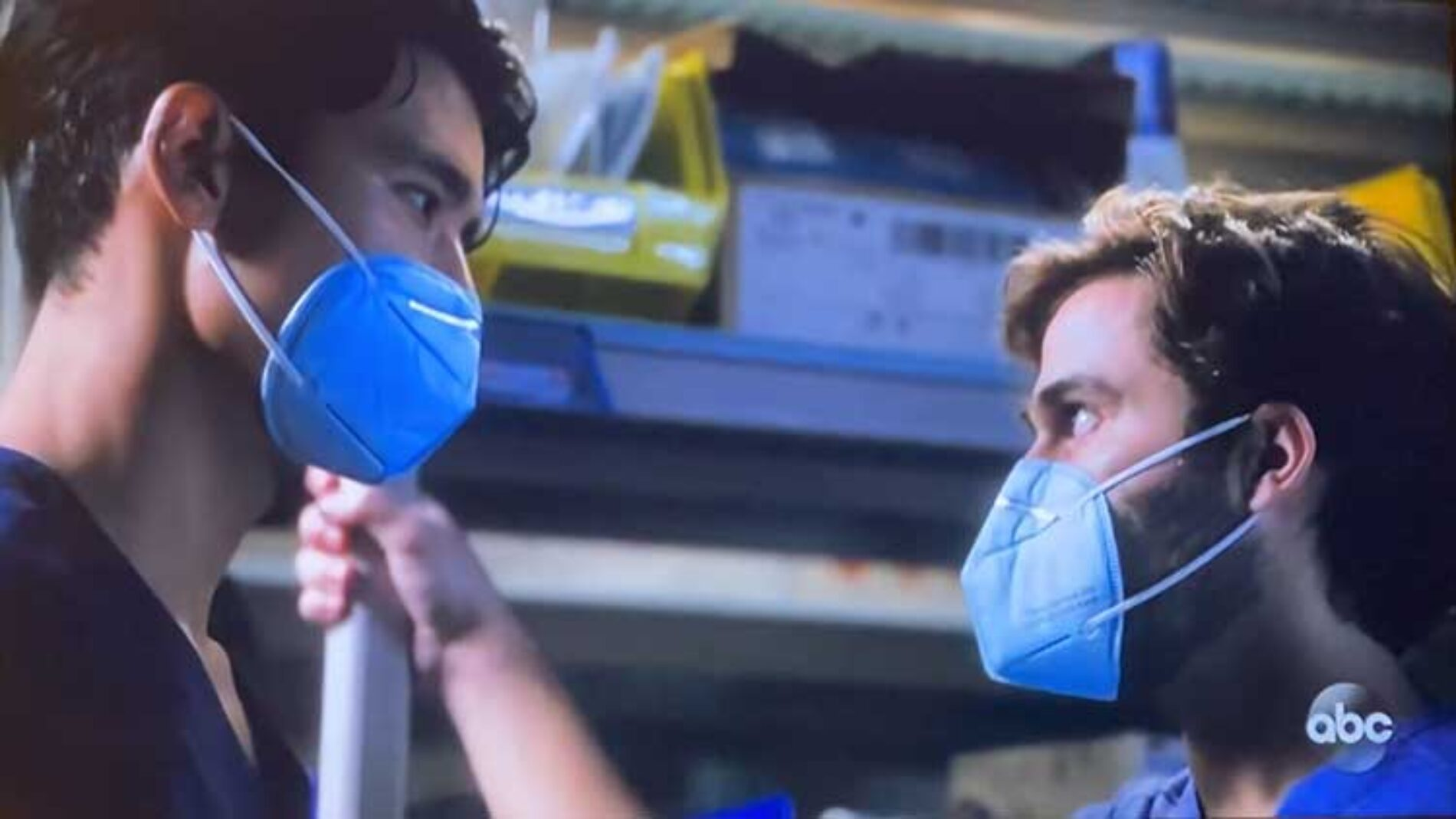 TV's First Pandemic-Themed Gay Sex Is Aired On Grey's Anatomy