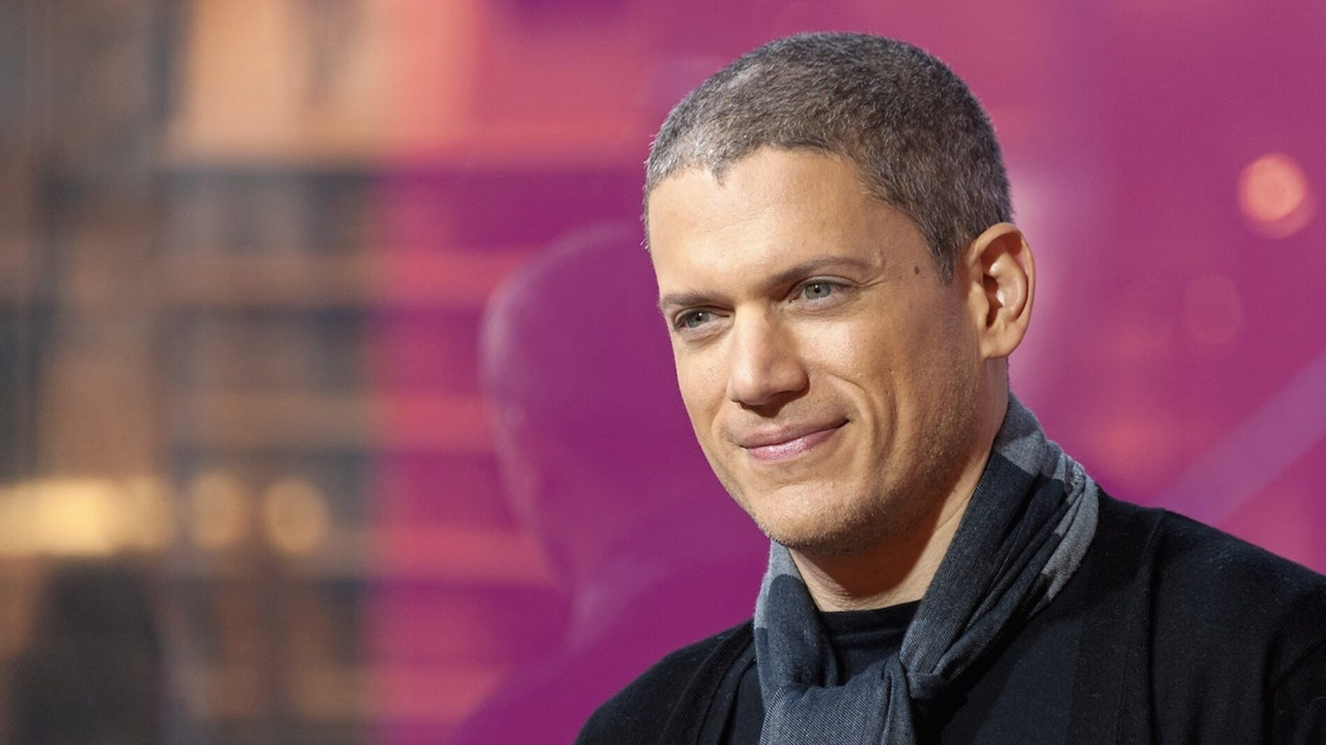 Wentworth Miller says he's done with 'Prison Break' and playing straight roles