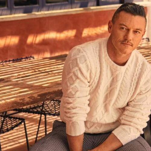 Luke Evans Says He Has Never Hidden His Sexuality