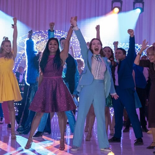 "Review: ""The Prom"" Is The Queer Celebration We Need This Year"