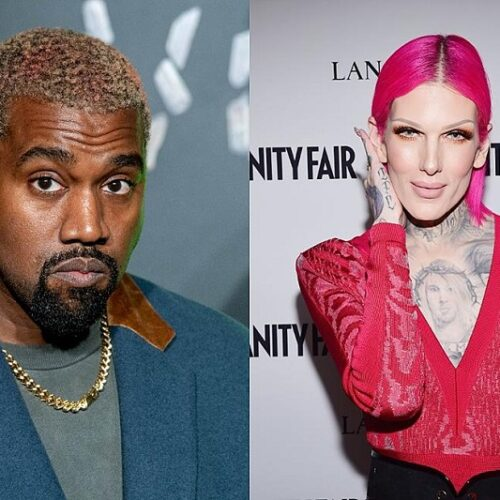 The Internet goes wild with rumours that Kanye West romancing Jeffree Star amid speculation of divorce from Kim Kardashian