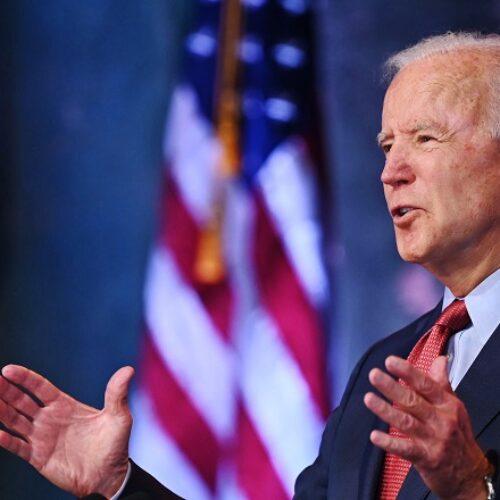 President Joe Biden Signs Memorandum Protecting LGBT Rights Globally
