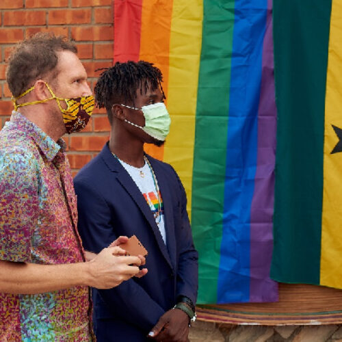 Anti-Gay Uproar Follows After The Opening Of LGBTQ+ Community Center In Ghana, Establishing The Country's Widespread Homophobia