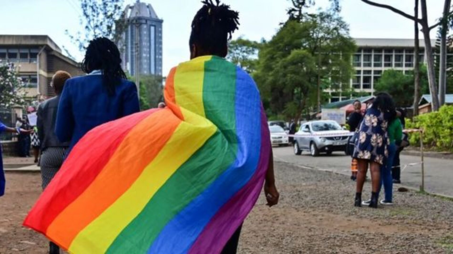 Some Ghanaian Lawmakers Want to Criminalize LGBTQ+ Advocacy