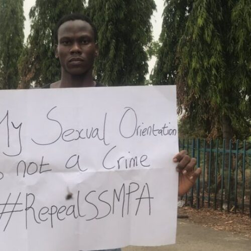 #RepealSSMPA: WHICH WAY, QUEER NIGERIA?