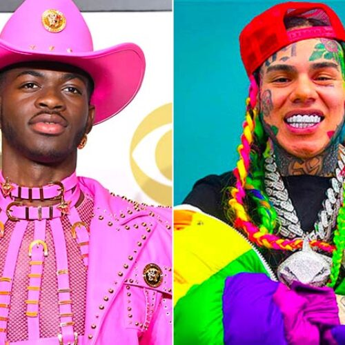 Lil Nas X Responds To Tekashi 6ix9ine's Homophobic Comments, Says He Slid Into His DMs