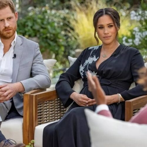 Prince Harry & Meghan Markle Reveal Race Concerns, Suicidal Thoughts, Megxit And New Baby's Gender In Bombshell Oprah Interview