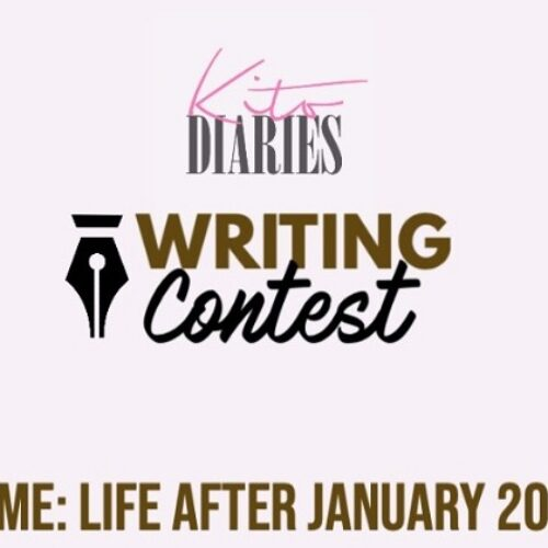 AN ANNIVERSARY WRITING COMPETITION