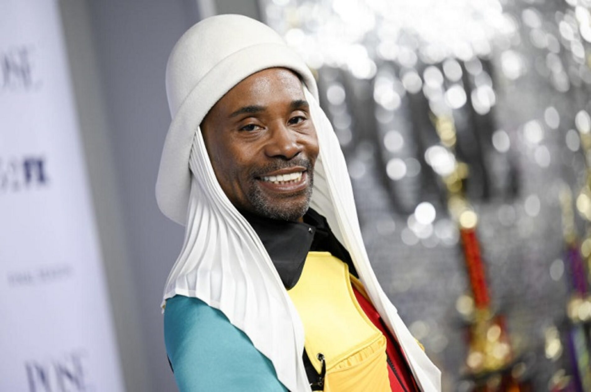 Billy Porter reveals that he's been living with HIV for 14 years