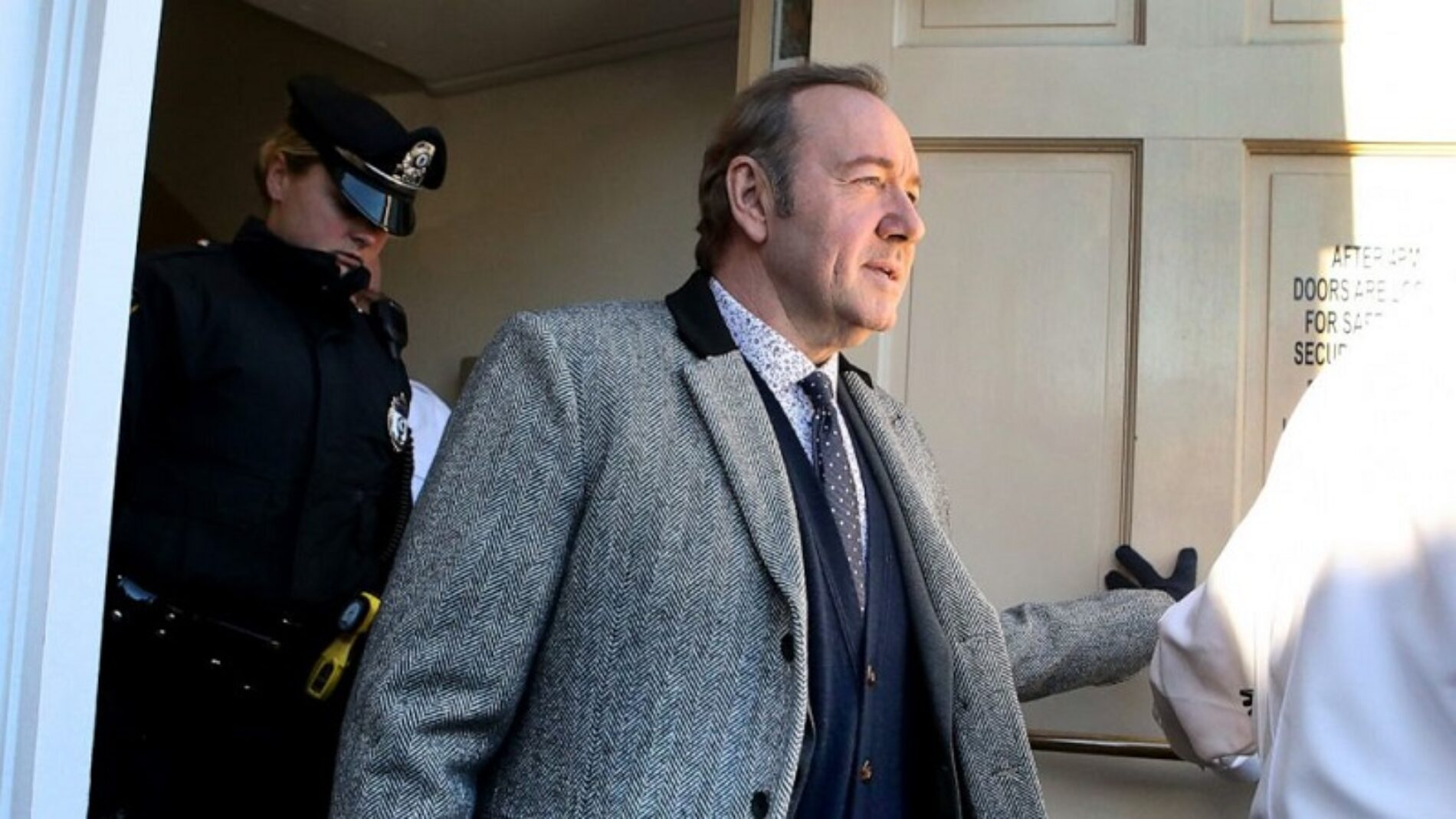 Kevin Spacey to make a comeback in first film role following sexual assault allegations