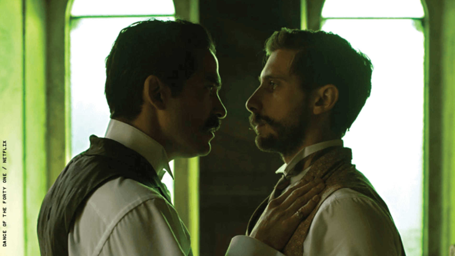 Netflix's 'Dance Of The 41' Tells The Story Of Mexico's Biggest Gay Scandal
