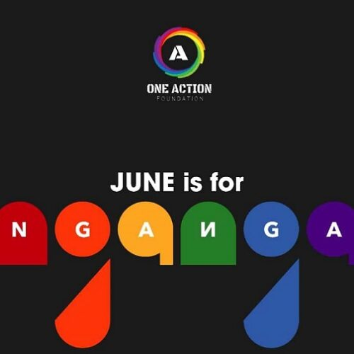 One Action Foundation Has A Roll-out Of Events For Pride Month
