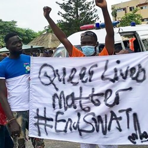 Post-Twitter Ban, LGBTQ Nigerians Remind Everyone That Gay Rights Are Human Rights