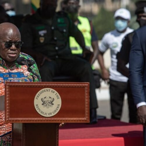 Ghana moves forward with anti-gay bill proposing 10-year prison sentence